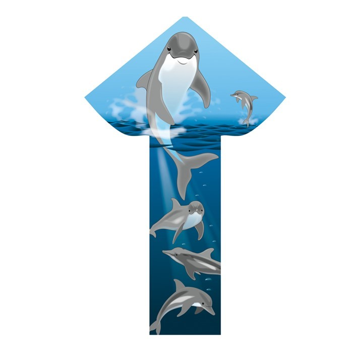 In the Breeze Dolphin Sea Life Kite